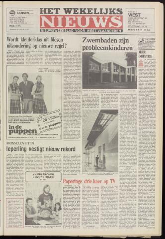 Het Wekelijks Nieuws (1946-1990) 1984-10-05