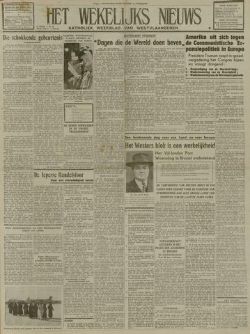 Het Wekelijks Nieuws (1946-1990) 1948-03-20