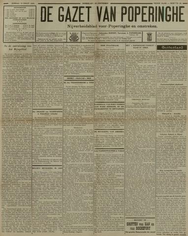 De Gazet van Poperinghe  (1921-1940) 1930-08-10
