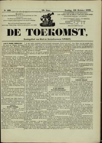 De Toekomst (1862 - 1894) 1889-10-13