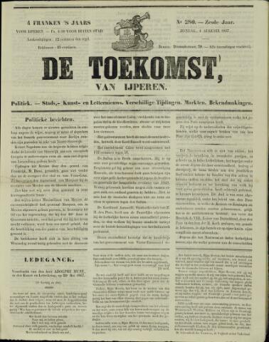 De Toekomst (1862 - 1894) 1867-08-04