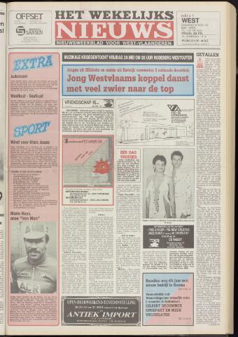 Het Wekelijks Nieuws (1946-1990) 1987-05-22