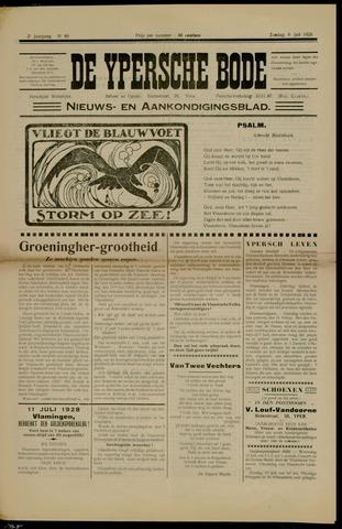 De Ypersche bode (1927-1928) 1928-07-08