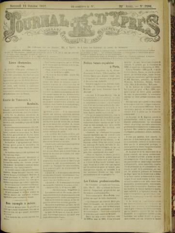 Journal d'Ypres (1874 - 1913) 1897-10-12
