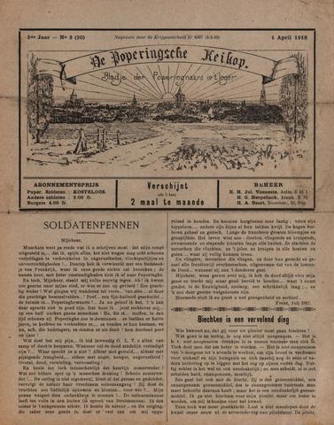 De Poperingsche Keikop (1917-1919) 1918-04-01
