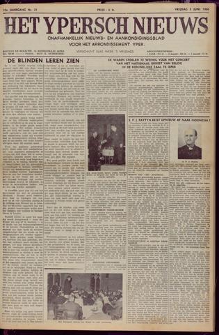 Het Ypersch nieuws (1929-1971) 1966-06-03