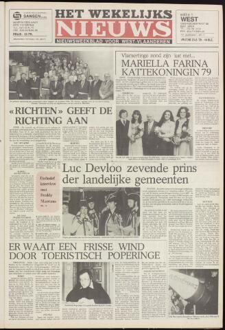 Het Wekelijks Nieuws (1946-1990) 1979-02-23