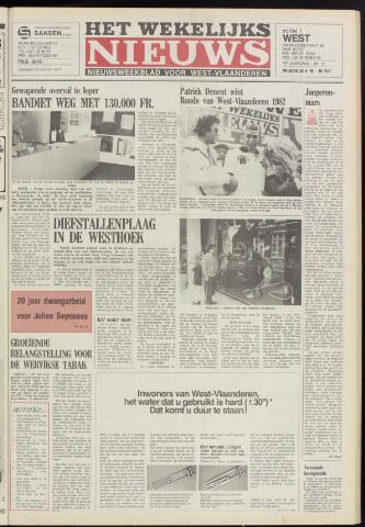 Het Wekelijks Nieuws (1946-1990) 1982-04-30