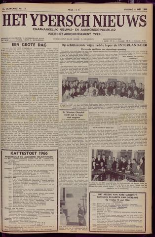 Het Ypersch nieuws (1929-1971) 1966-05-06