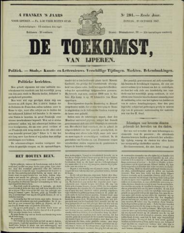 De Toekomst (1862 - 1894) 1867-10-20