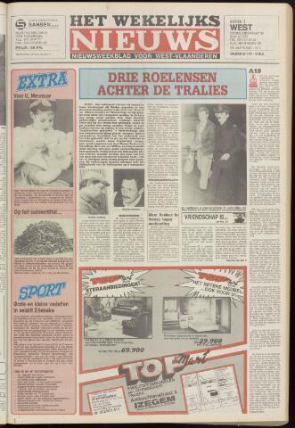 Het Wekelijks Nieuws (1946-1990) 1987-01-30