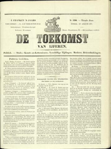 De Toekomst (1862 - 1894) 1871-08-13