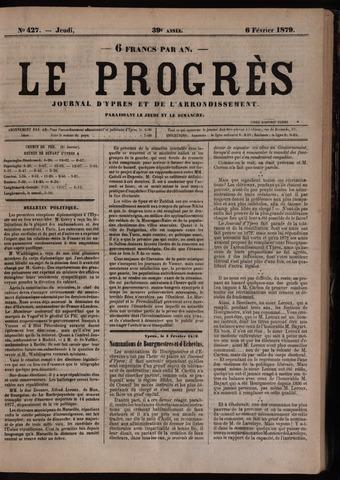 Le Progrès (1841-1914) 1879-02-06