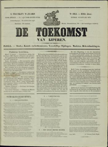 De Toekomst (1862 - 1894) 1872-01-14