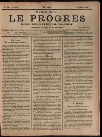 Le Progrès (1841-1914) 1897-03-18