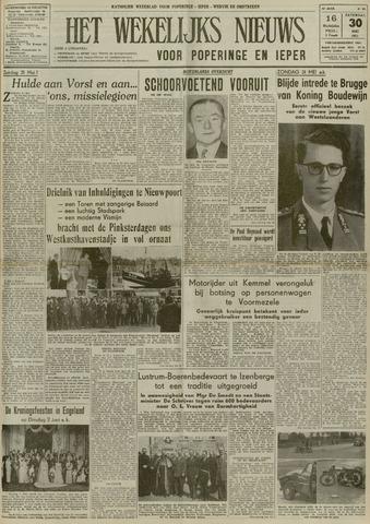 Het Wekelijks Nieuws (1946-1990) 1953-05-30