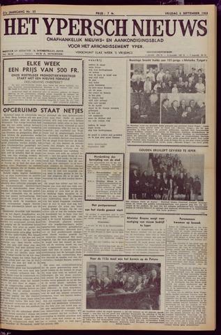 Het Ypersch nieuws (1929-1971) 1968-09-06