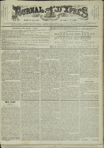 Journal d'Ypres (1874 - 1913) 1877-06-16