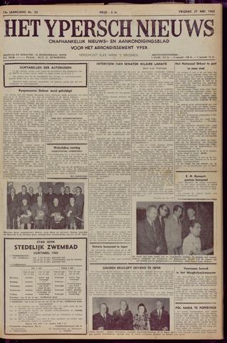 Het Ypersch nieuws (1929-1971) 1966-05-27