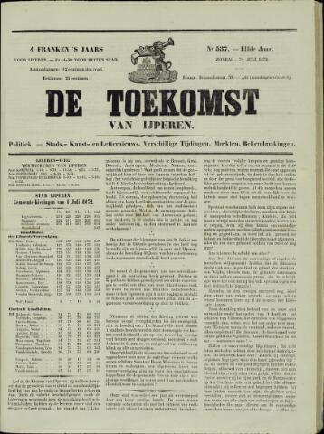De Toekomst (1862 - 1894) 1872-07-07