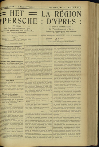 Het Ypersche (1925 - 1929) 1921-08-06