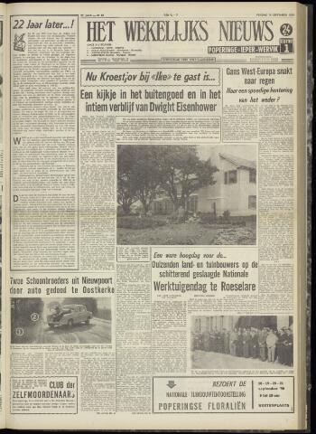 Het Wekelijks Nieuws (1946-1990) 1959-09-18