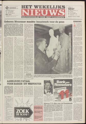 Het Wekelijks Nieuws (1946-1990) 1985-04-12