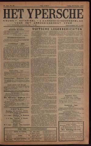 Het Ypersch nieuws (1929-1971) 1943-10-29