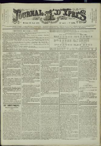 Journal d'Ypres (1874 - 1913) 1877-04-25