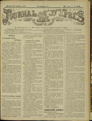 Journal d'Ypres (1874 - 1913) 1898-10-26