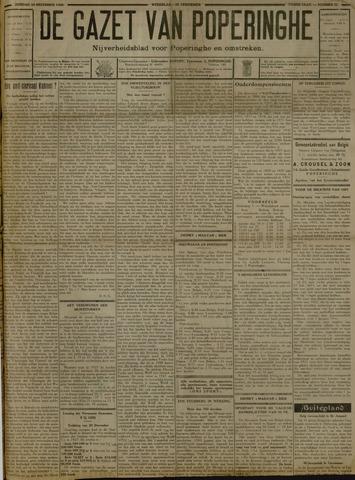 De Gazet van Poperinghe  (1921-1940) 1930-12-28