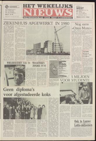 Het Wekelijks Nieuws (1946-1990) 1979-03-02
