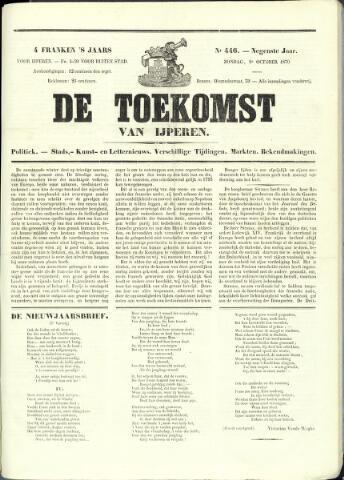 De Toekomst (1862 - 1894) 1870-10-09