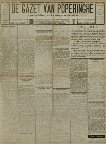 De Gazet van Poperinghe  (1921-1940) 1931-06-07