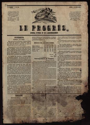 Le Progrès (1841-1914) 1841-06-10