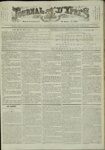 Journal d'Ypres (1874 - 1913) 1877-02-21