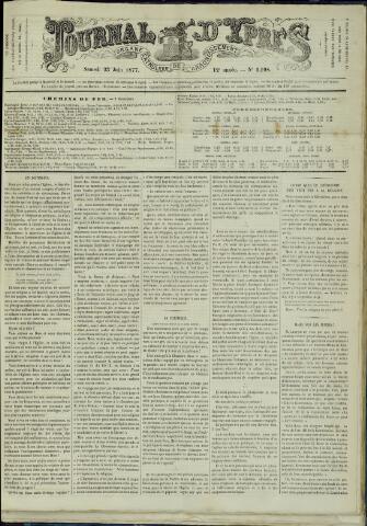 Journal d'Ypres (1874 - 1913) 1877-06-23