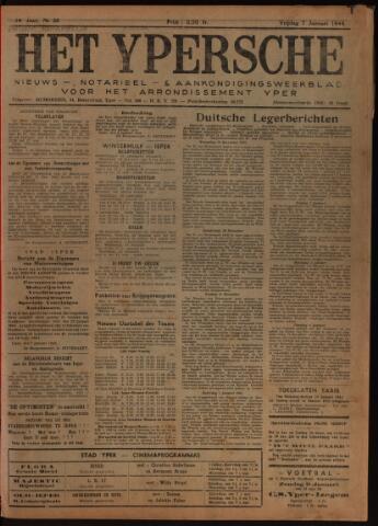 Het Ypersch nieuws (1929-1971) 1944-01-07