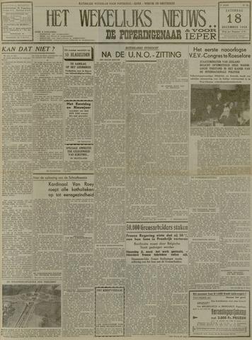 Het Wekelijks Nieuws (1946-1990) 1948-12-18