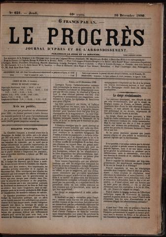 Le Progrès (1841-1914) 1880-12-16
