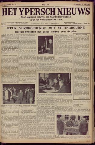 Het Ypersch nieuws (1929-1971) 1964-07-11