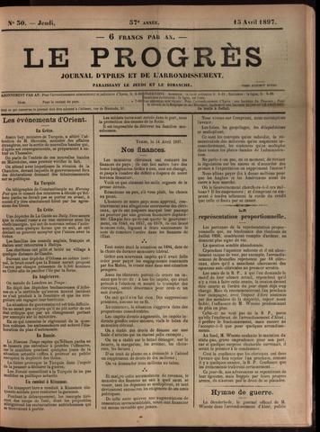 Le Progrès (1841-1914) 1897-04-15