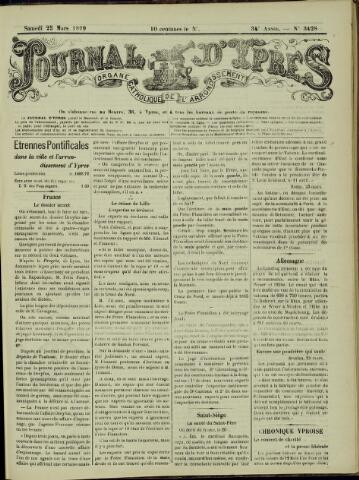 Journal d'Ypres (1874 - 1913) 1899-03-25