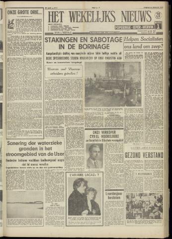 Het Wekelijks Nieuws (1946-1990) 1959-02-20