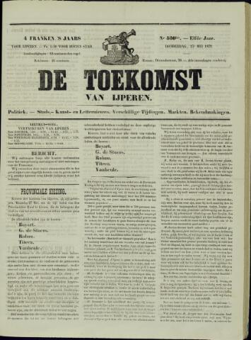 De Toekomst (1862 - 1894) 1872-05-24