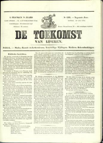 De Toekomst (1862 - 1894) 1870-07-10