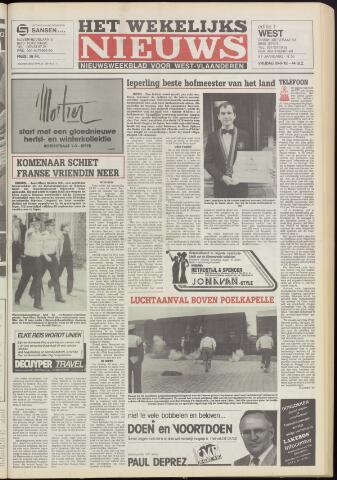 Het Wekelijks Nieuws (1946-1990) 1985-09-20
