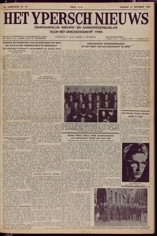 Het Ypersch nieuws (1929-1971) 1966-10-21