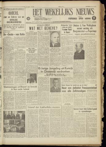 Het Wekelijks Nieuws (1946-1990) 1955-07-23