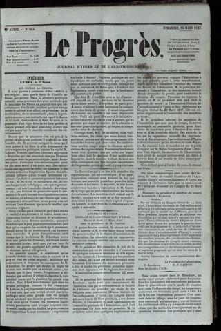 Le Progrès (1841-1914) 1847-03-28